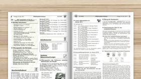 Hier finden Sie die aktuelle Onlineausgabe  useres Mitteilungsblattes.